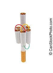 Cigarette terrorist Metaphor - Cigarette terrorist metaphor ...