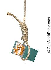 Cigarettes in a Noose
