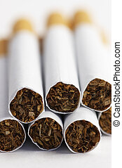 cigarettes in macro