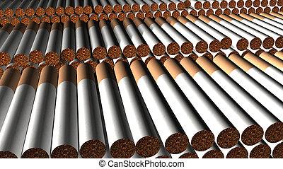 cigarrillos, nicotinism, dependencia