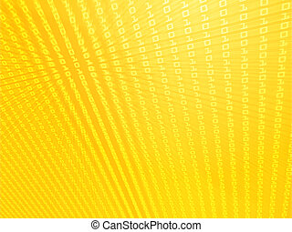 cijfers, abstract, data, illustratie