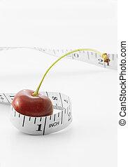 ciliegia, dieta