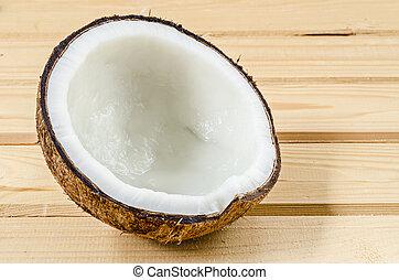 cima, coconut.