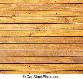 cima, de, madeira