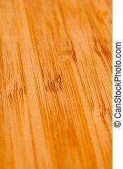 cima, de, madeira, laminate