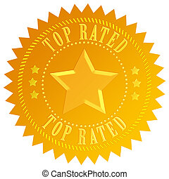 cima, rated, icono