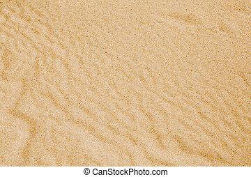 cima, superficie, sabbia, fondo, deserto, vista