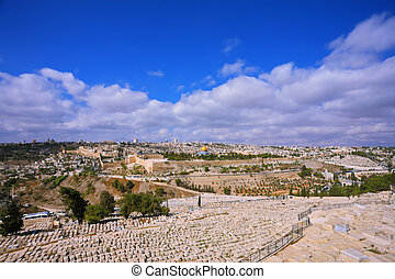 cimetière, juif, ancien