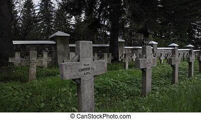 cimetière, moule