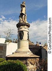 cimetière recoleta, -, buenos aires, argentine