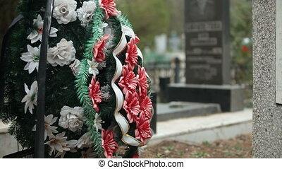 cimetière, tombe