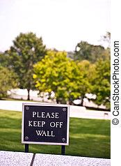 Cimetière,  Washington,  national, tombes,  Arlington