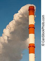 ciminiera, inquinamento