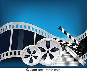 cinéma, fond