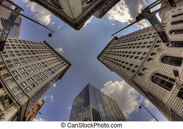 cincinnati, grattacielo