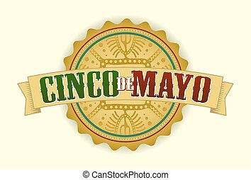 Cinco de Mayo Vector Illustration