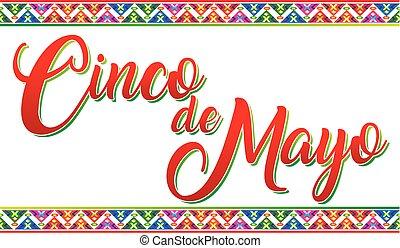 Cinco de Mayo Graphic