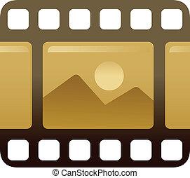 cinefilm, 光景