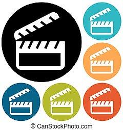 cinema, ícone
