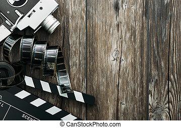 Cinema and filmmaking