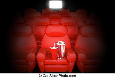 cinema, conceito