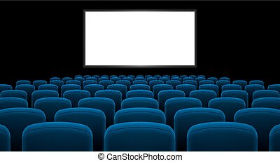 cinema, corredor