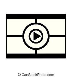 cinema countdown strip production movie film