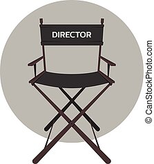 Cinema Director's Chair