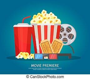 Cinema Elements Concept