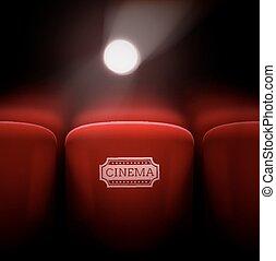 Cinema Hall, eps 10