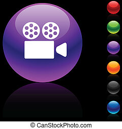 Cinema icon.