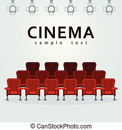cinema poster template