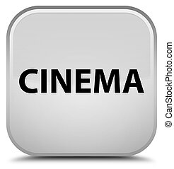 Cinema special white square button