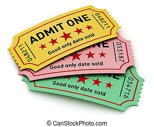 Cinema tickets - Cinema industry entertainment, film ...