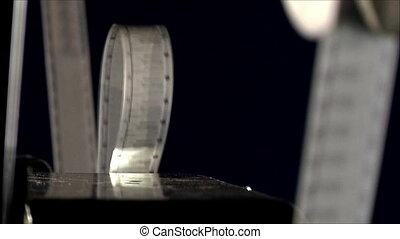cinema, with sound