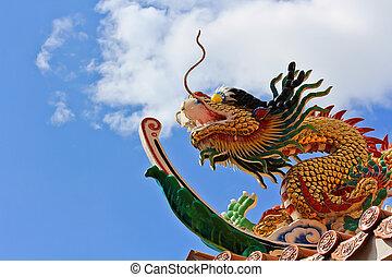 cinese, tempio