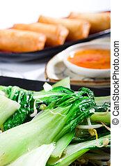 cinese, verdura