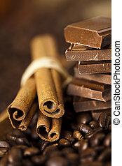Cinnamon and Chocolate