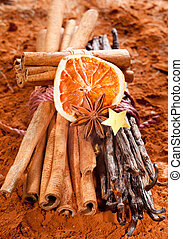 Cinnamon and vanilla - Bundle cinnamon and a bunch of ...