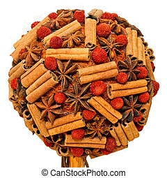 Cinnamon ball