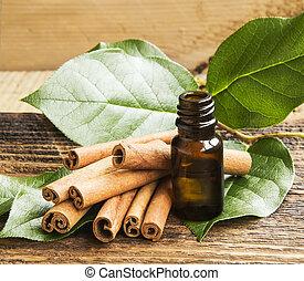 Cinnamon Essence