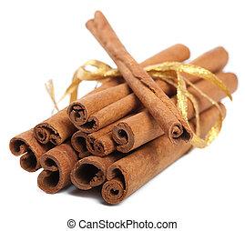 cinnamon isolated