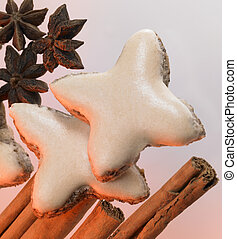 cinnamon stars and spice