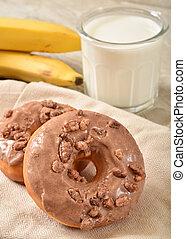 Cinnamon Streusel Donut - Gourmet cinnamon streusel cupcakes...
