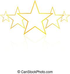 cinq, étoile, classement