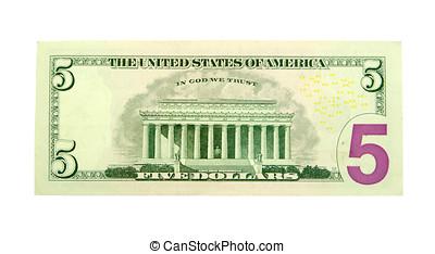 cinq dollar