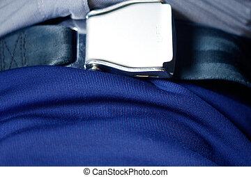 cinturón de seguridad