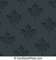 cinza escuro, maple sai, wallpaper.
