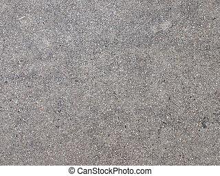 cinzento, asfalto