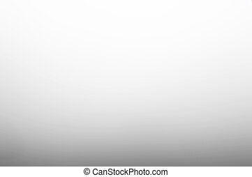 cinzento, gradiente, abstratos, liso, fundo, branca